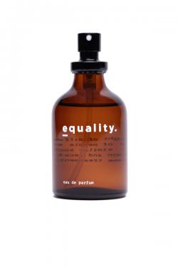 equality. eau de parfum