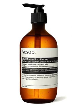 Aesop Citrus Melange Body Cleanser