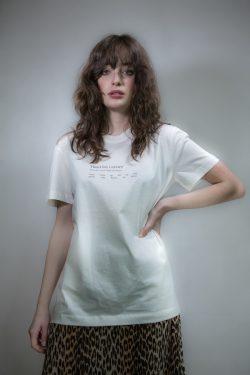 Patou <br>Litterature Tee-Shirt