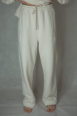 Ganni <br>Sweat Pant Egret