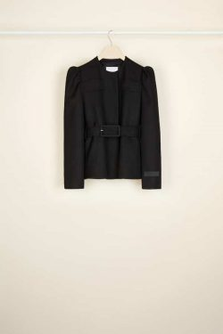 Patou Single Breasted Cropped Jacket