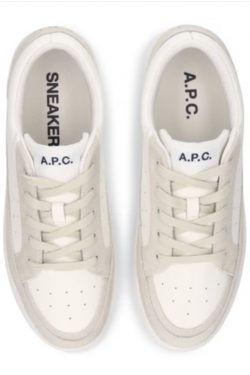 A.P.C Eddie Sneaker