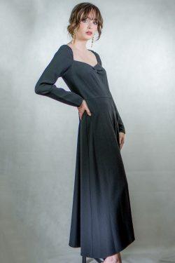 Vince Ruched Dress