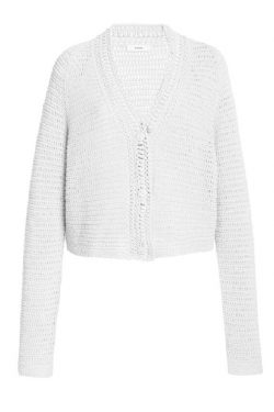 Vince Croched Cardigan