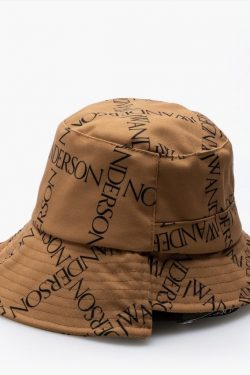 JW Anderson Asymmetric Bucket Hat